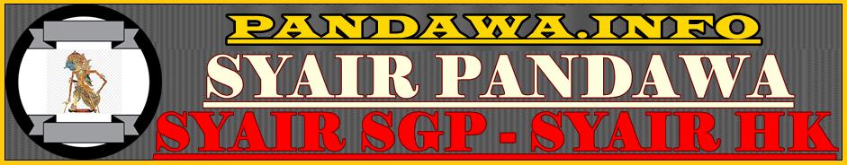 Syair Pandawa - Syair SGP - Syair HK